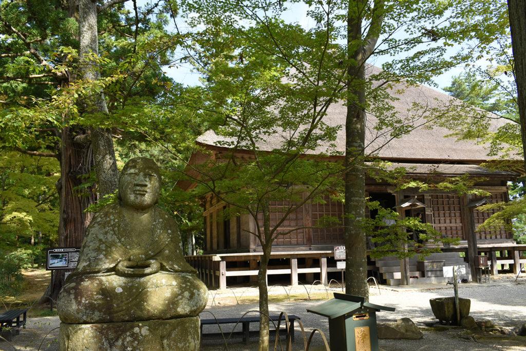 世界遺産毛越寺庭園