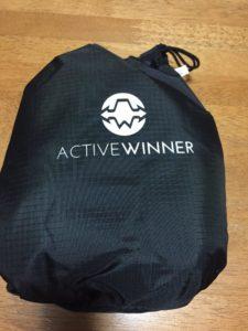 active winner収納袋
