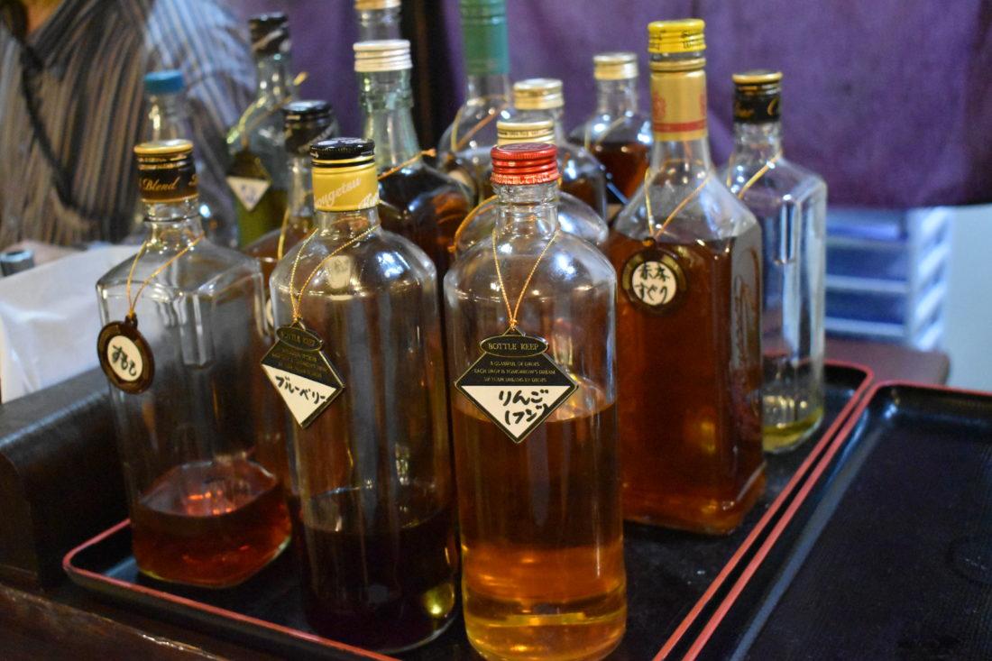 木いちご荘果実酒