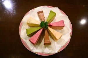 木いちご荘ケーキ
