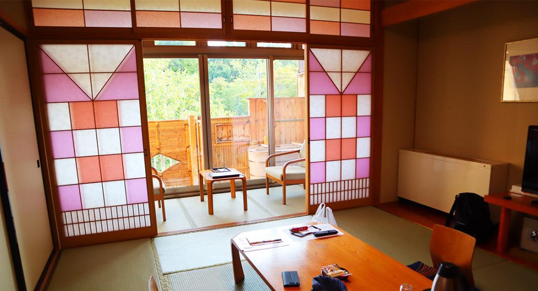八幡平ハイツ部屋1