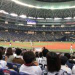 初心者向け:京セラドームダイナミック指定席【オリックス vs ロッテ】