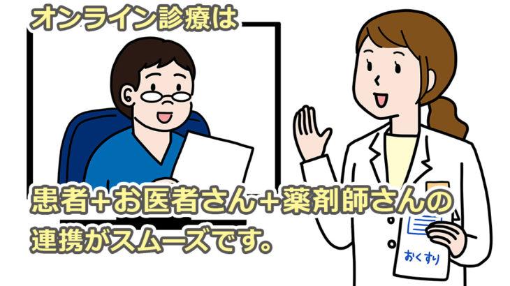 オンライン診療体験~初心者にはハードル高いかも?~